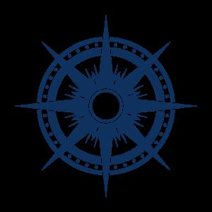 BCDCOG compass logo square